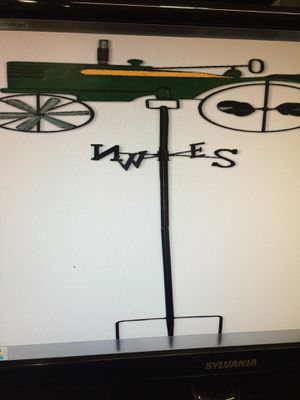 tractor weather vane spinner for Sale in Pomona, CA
