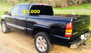 🚗🎁I'm the first owner and i want to sell my 2006 GMC Sierra $1000 for Sale in Washington, DC