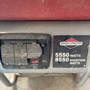 Generator 8550 watts for Sale in El Cajon, CA