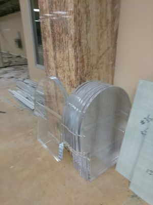 Bulletproof glass from Credit Union for Sale in Carmichael, CA
