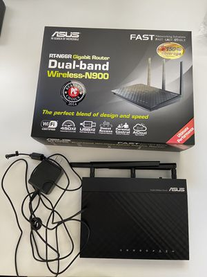 Asus Dual-band Wireless Router for Sale in Lincoln, CA