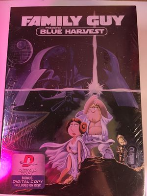 FAMILY GUY PRESENTS BLUE HARVEST 2007 DVD for Sale in Aberdeen, WA