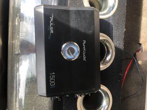 Planet audio 1500watts amplifier for Sale in Boston, MA