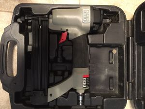 1 1/2 finish nail gun almost new for Sale in Inglewood, CA