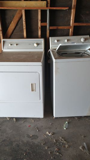 Washer and dryer for Sale in Hemet, CA