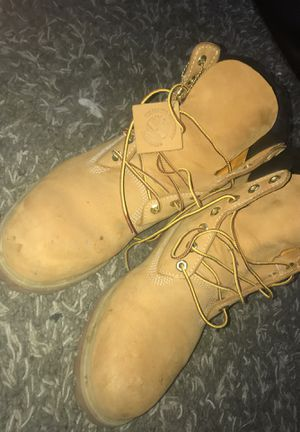 Mens timberlands size 11.5 for Sale in Indianapolis, IN