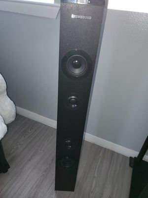Speaker with Bluetooth for Sale in Austin, TX