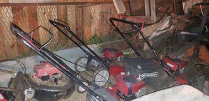 Non Working Lawn Mowers for Sale in Sacramento, CA