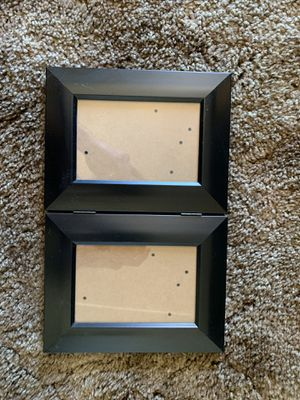 double 4x6 picture frame for Sale in Lodi, CA