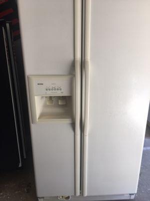 Kenmore side by side fridge for Sale in Aldie, VA