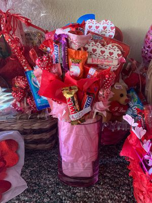 Valentine baskets for Sale in Salinas, CA