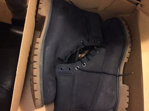 $90 blue Timberlands size 10 for Sale in Washington, DC