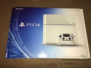 PlayStation 4 Glacier for Sale in Avondale, AZ