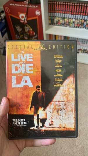 To Live and Die in LA DVD for Sale in Dallas, TX