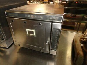Amana 1000 Watts Commercial Microwave Convection Oven for Sale in Oakland Park, FL