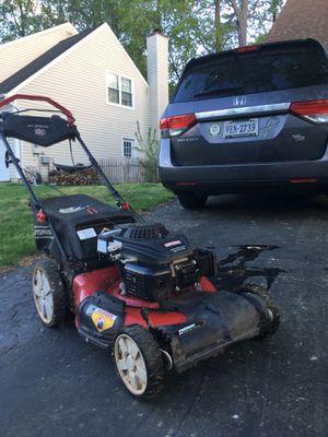 Craftsman self propelled lawn mower for Sale in Woodbridge, VA
