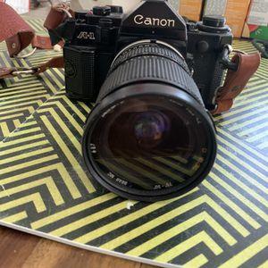Camera Canon AE 1 A1 for Sale in Hacienda Heights, CA