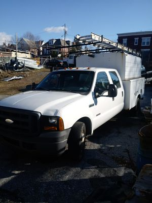06 Ford F-350 Utility Truck for Sale in Harrisburg, PA