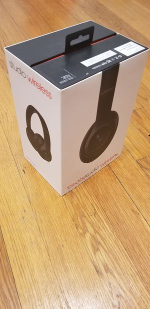Beats Studio Wireless 2 for Sale in Chicago, IL