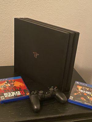 PS4 PRO for Sale in Stockton, CA
