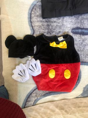 Baby Mikey mouse costume for Sale in Upland, CA