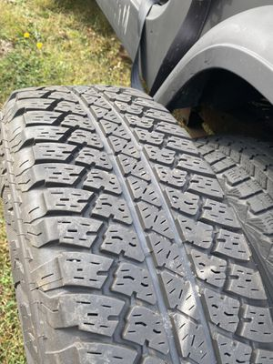 JEEP wheels and tires for Sale in Swatara, PA
