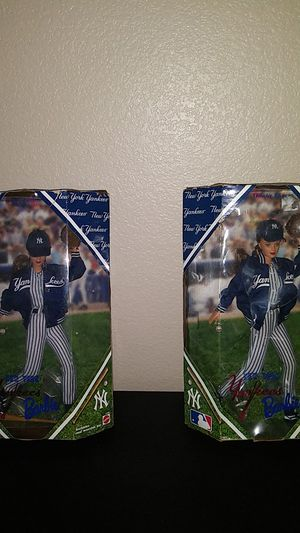 New York Yankees Barbie for Sale in North Las Vegas, NV