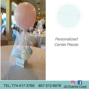 Party centerpieces for Sale in Milford, MA