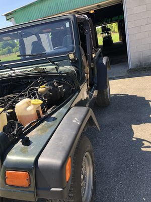 1997 Jeep Wrangler TJ Fender Flares for Sale in Belleville, MI