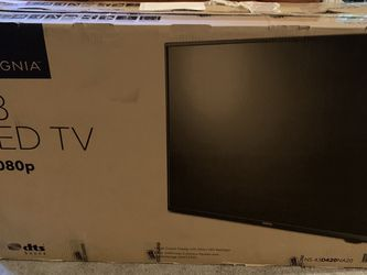 2 Insignia -43in TV/ Brand New for Sale in Conyers,  GA