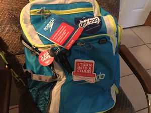 """Speedo,,""""The One"""" backpack for Sale in Largo, FL"""