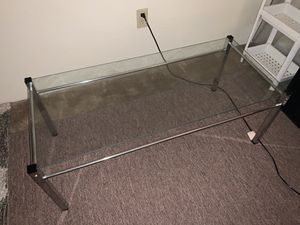 Caffe glass table for Sale in Azusa, CA