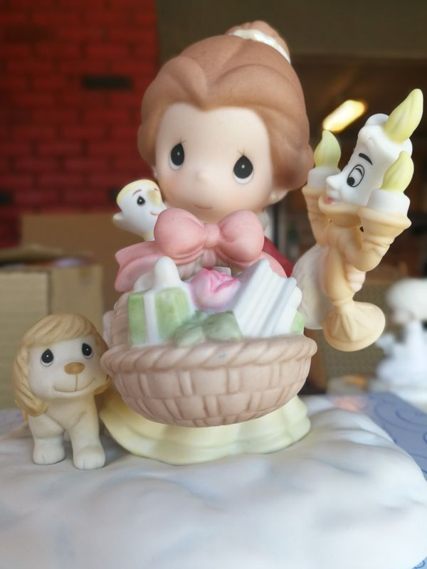 Precious Moments Porcelain figurine