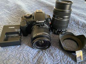 Canon EOS Rebel T3 Digital Camera Bundle for Sale in Hawthorne, CA