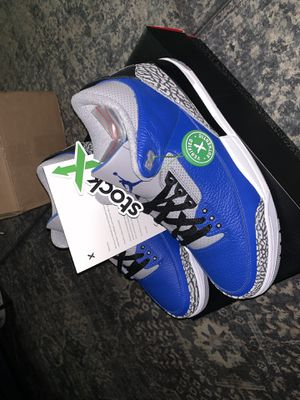 Air Jordan 3 retro size 11.5 for Sale in Redford Charter Township, MI