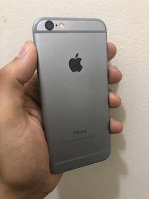 iPhone 6 Unlocked works for Any Company for Sale in Montvale, NJ
