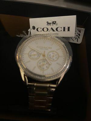 Coach gold watch for Sale in Virginia Beach, VA