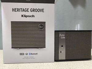 New Klipsch Bluetooth speaker. Color Matte Black. Mod. 1067915 for Sale in Lewisville, TX