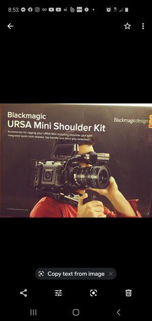 Blackmagic 4.6k mini for Sale in Queens, NY