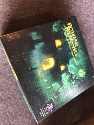 Betrayal at House on the Hill Board Game for Sale in Fairfax, VA