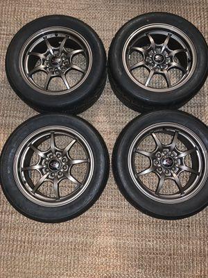 Rota rims Toyo tires Honda Acura parts brand new ! for Sale in Tampa, FL