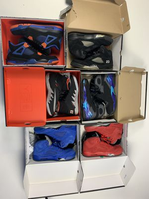 Jordan/Nike Size 10-11 (Only $100 for each!!) for Sale in Dallas, TX