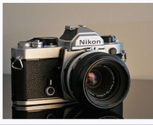 Nikon FM ~ fully manual ~35 mm camera for Sale in Grove City, OH