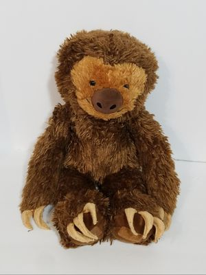 """18"""" Build-a-Bear Three Toed Sloth Stuffed Animal Plush BAB Hugging Arms Legs for Sale in Dale, TX"""