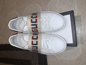 GUCCI ACE STRIPE MENS sz10 for Sale in Stonecrest, GA