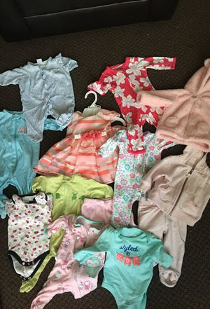 Baby Girl Clothing for Sale in Greensboro, NC