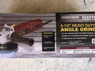 NEW Heavy Duty Angle Grinder for Sale in Buena Park,  CA
