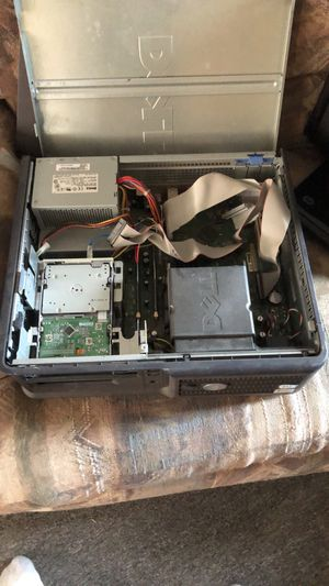 Pc computer and extra parts for Sale in San Angelo, TX