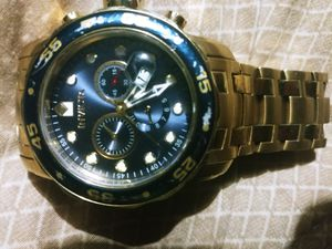 Invicta Pro diver for Sale in Pawhuska, OK
