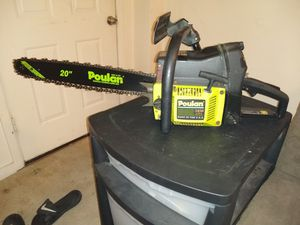 Poulan timber master runs and operates great 100$ for Sale in Medina, OH